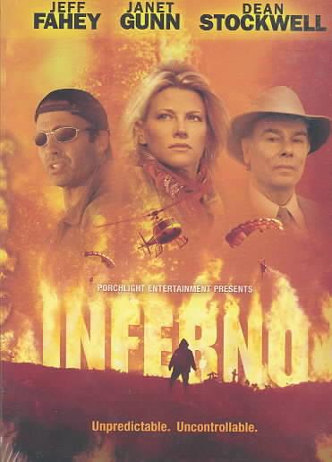 INFERNO BY FAHEY,JEFF (DVD)